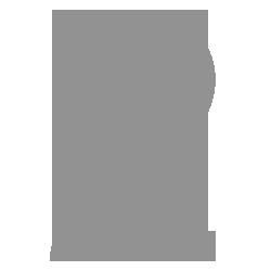 Cijfersticker - Cijfer 2 Arial - Cijferstickers