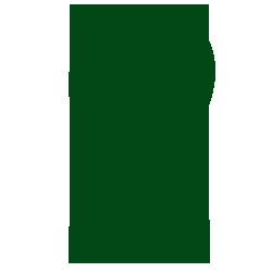 Cijfersticker - Cijfer 2 Impact - Cijferstickers
