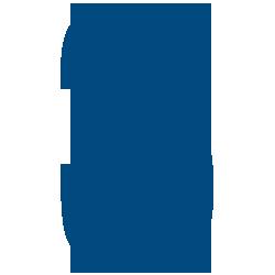 Cijfersticker - Cijfer 3 Impact - Cijferstickers