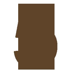 Cijfersticker - Cijfer 5 Arial - Cijferstickers