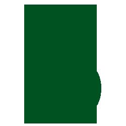 Cijfersticker - Cijfer 8 Arial - Cijferstickers