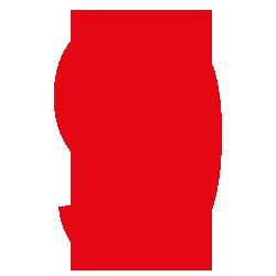 Cijfersticker - Cijfer 9 Arial - Cijferstickers