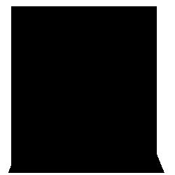Letter sticker - Letter A Arial - Plakletter