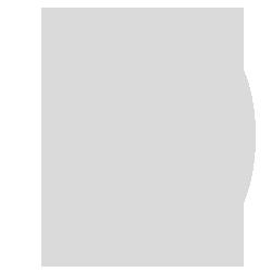 Letter sticker - Letter D Arial - Plakletter
