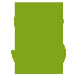 Letter sticker - Letter S Arial - Plakletter
