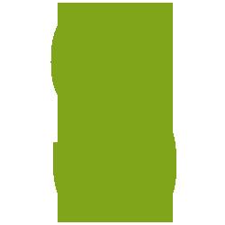 Letter sticker - Letter S Impact - Plakletter