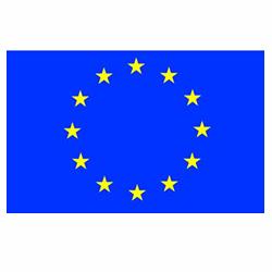 Vlag Europa sticker | Landen vlaggenstickers