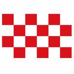 Vlag Noord Brabant | vlaggenstickers