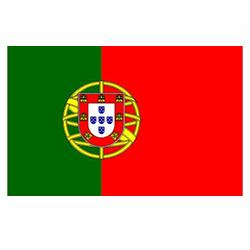 Vlag Portugal sticker | Landen vlaggenstickers