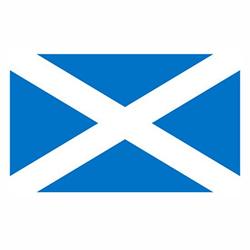Vlag Schotland sticker | Landen vlaggenstickers