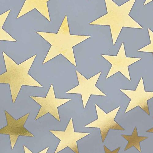 Gouden sterren muurstickers