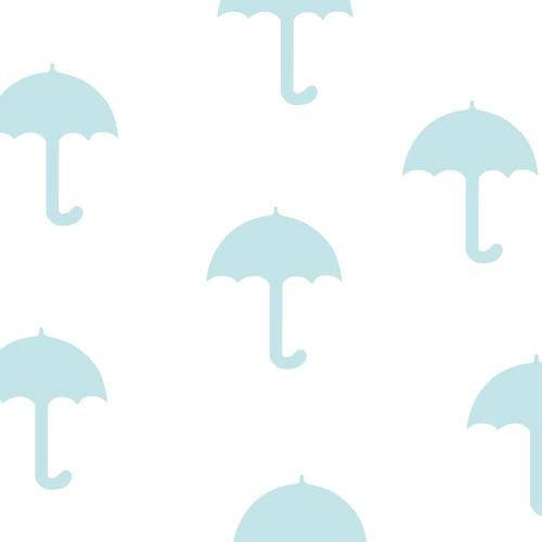 Paraplu stickers