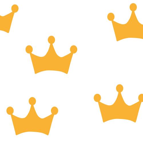 Kroontjes stickers