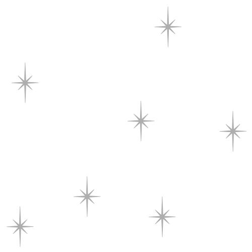 Klassieke sterren stickers