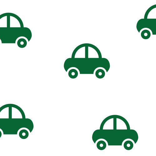 Auto patroon stickers