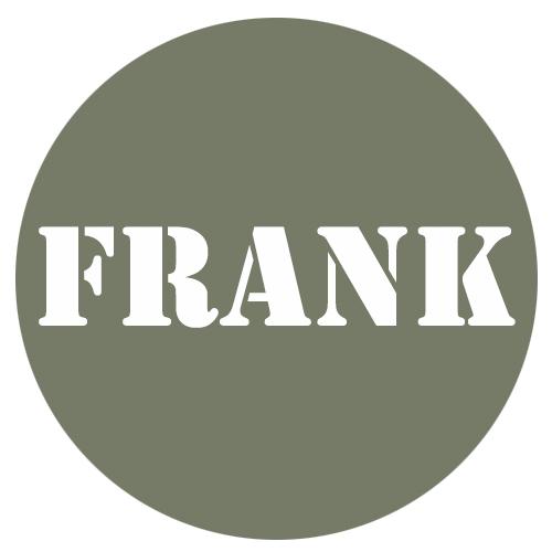 Stip sticker met naam
