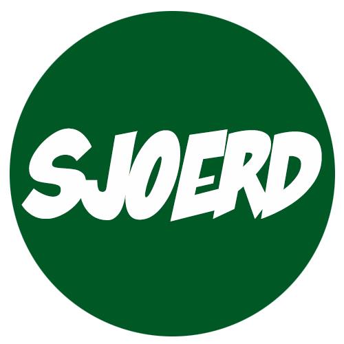 Cirkel sticker met naam