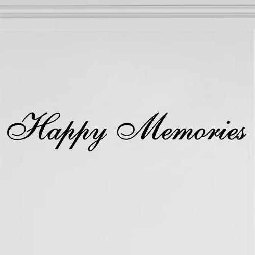 Sticker Happy Memories