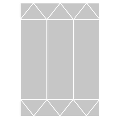 Glass-etch folie